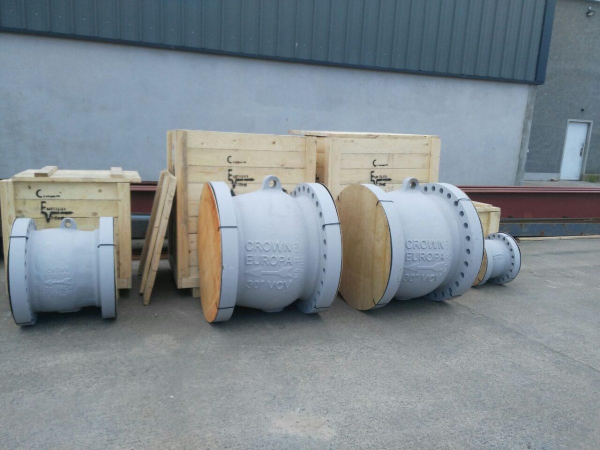 Axial Non Slam Check valves
